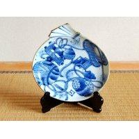 Kosome takarazukushi-mon Ornamental plate