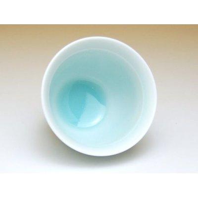 Photo2: Sei-hakuji Japanese green tea cup