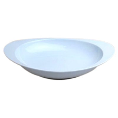 [Made in Japan] Hakuji Oval dish