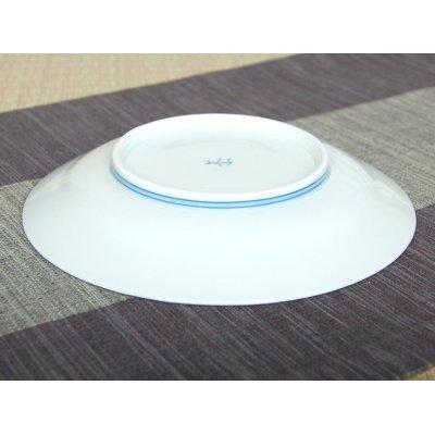 Photo3: Platinum botan Large plate (18.3cm)