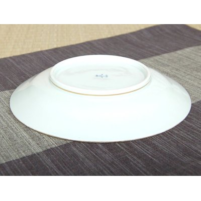 Photo3: Kindami pink botan Large plate (18.3cm)