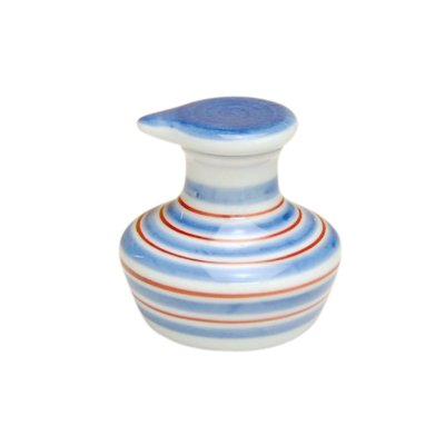 [Made in Japan] Komasuji (Blue) (mini) Soy sauce bottle
