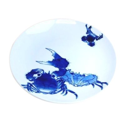 [Made in Japan] Kani (crab) Extra-large plate