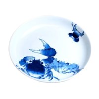 Kani (crab) Large bowl (27cm)