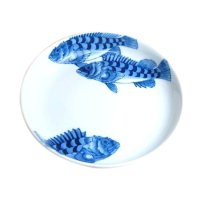 Kasago (scorpion fish) Large bowl (27cm)