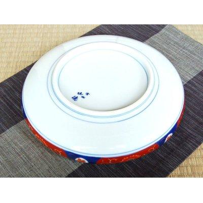Photo4: Uenishiki sanpouwari botan houou TEPPACHI Large bowl (27.3cm)