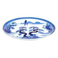 Sansui landscape Extra-large plate (45cm)