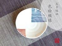 Nishoku line Small plate (10.5cm)