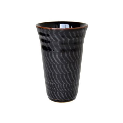 Photo1: Tnmoku tobikanna tall cup