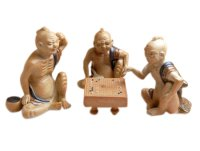 People playing GO Doll