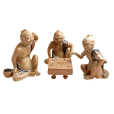 [Made in Japan] People playing GO Doll