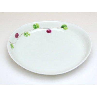 Photo3: Honomi Medium plate (16.7cm)