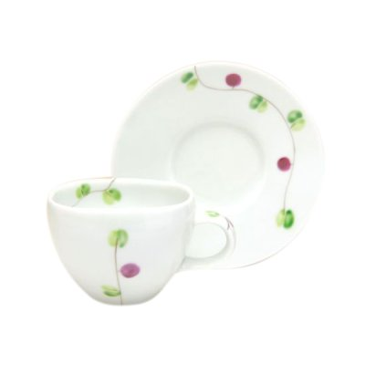 [Made in Japan] Honomi Cup and saucer