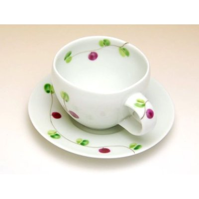 Photo3: Honomi Cup and saucer