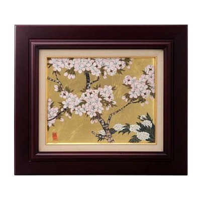 [Made in Japan] Kinrante Sakura (Large) Wall decoration