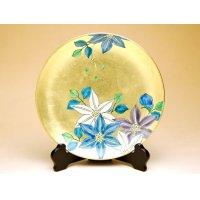 Kinrante Tessen (Small) Ornamental plate(19cm)