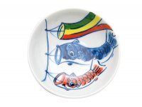 Koinobori Dish