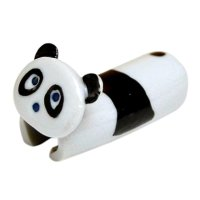 Panda (Black) Chopstick rest