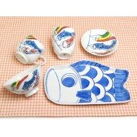 Koinobori whole set (5 pieces)