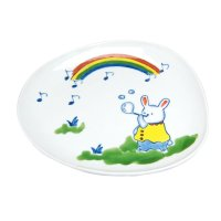 Soap bubble Plate
