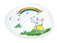 Soap bubble Plate
