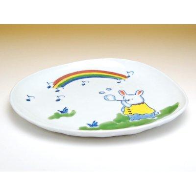 Photo2:  Soap bubble Plate