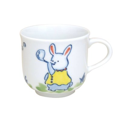[Made in Japan] <Child tableware>Soap bubble Mug