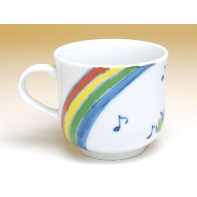 Photo2:  Soap bubble Mug