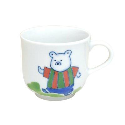 [Made in Japan] <Child tableware>Soccer Mug