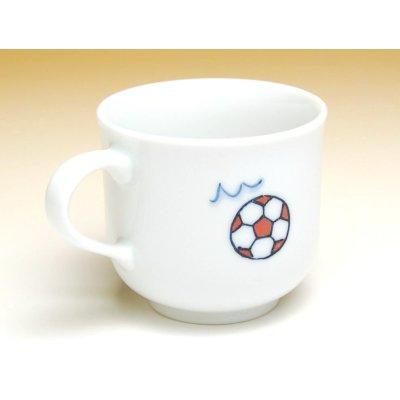 Photo2:  Soccer Mug