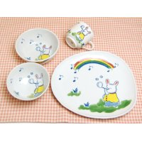 Soap bubble half set (4 pieces)