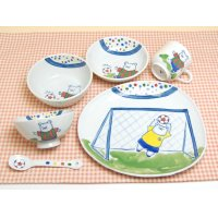 Soccer whole set (6 pieces)