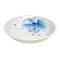 Sometsuke budou grape Medium bowl (15cm)
