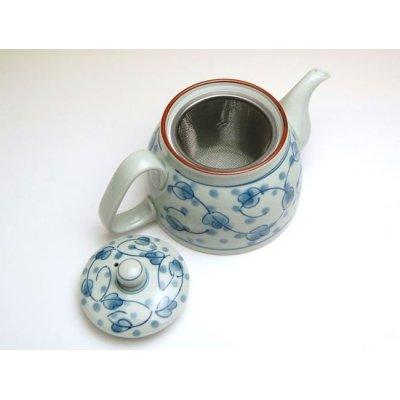 Photo2: Miyako gusa Teapot