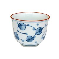 Miyako gusa Japanese green tea cup
