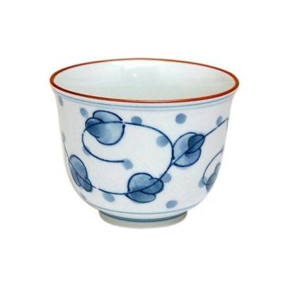 [Made in Japan] Miyako gusa Japanese green tea cup