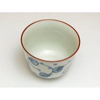 Photo2: Miyako gusa Japanese green tea cup