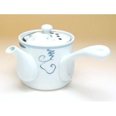 Photo2: Sato budou Teapot