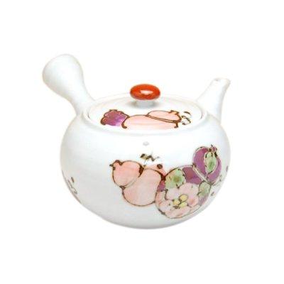 [Made in Japan] Hana mubyou Teapot