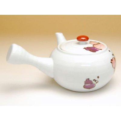 Photo2: Hana mubyou Teapot
