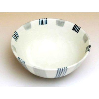 Photo2: Inase (Blue) rice bowl
