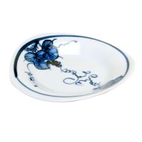 Budou grape Medium plate (15.8cm)