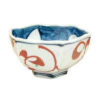 Akae usagi rabbit DONBURI  bowl (16.5cm)