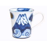 Mt. Fujiyama mug