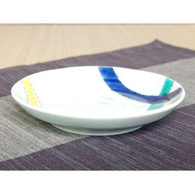 Photo2: Dami tsunagi Medium plate (14.4cm)