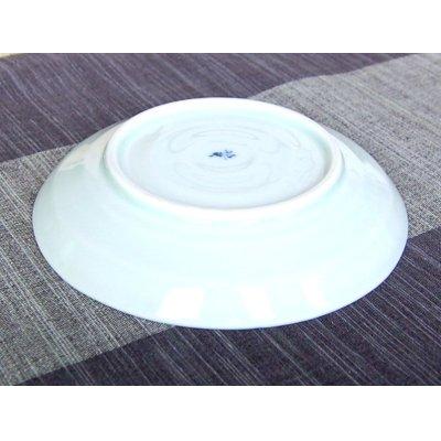 Photo3: Nishoku line Medium plate (14.4cm)