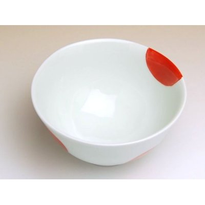 Photo2: Nisai marumon (Small) rice bowl