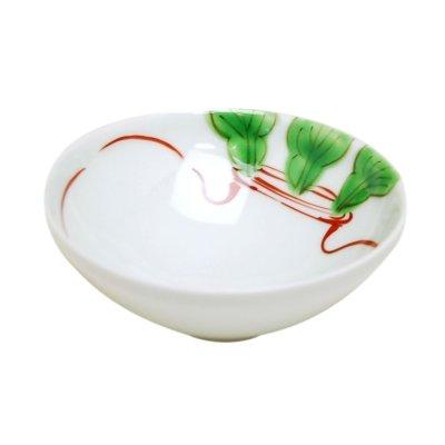 [Made in Japan] Nishiki kabu turnip Small bowl