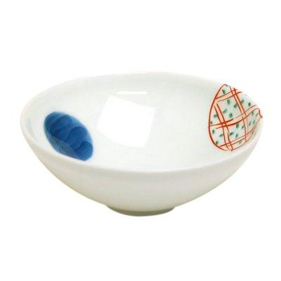 [Made in Japan] Nishiki maru-mon Small bowl