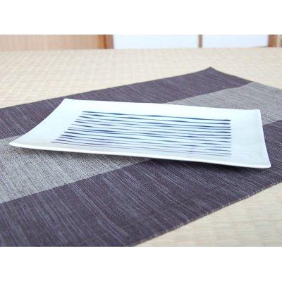 Photo2: Tsurezure tokusa Large plate (23.7cm)